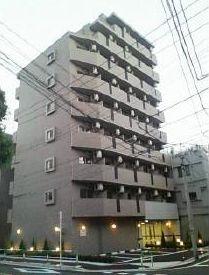 東京都北区、駒込駅徒歩5分の築9年 9階建の賃貸マンション