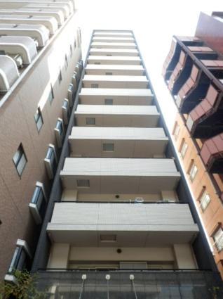 東京都北区、日暮里駅徒歩18分の築8年 14階建の賃貸マンション