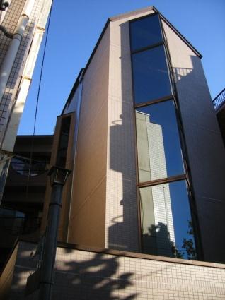 東京都北区、駒込駅徒歩7分の築22年 5階建の賃貸マンション