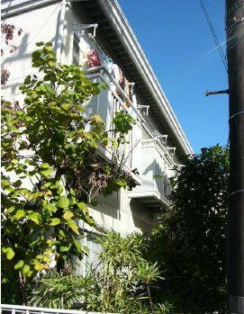 東京都文京区、駒込駅徒歩9分の築24年 4階建の賃貸マンション