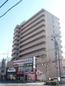 東京都板橋区、十条駅徒歩17分の築23年 11階建の賃貸マンション