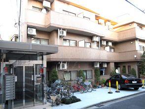 東京都文京区、本駒込駅徒歩4分の築20年 3階建の賃貸マンション