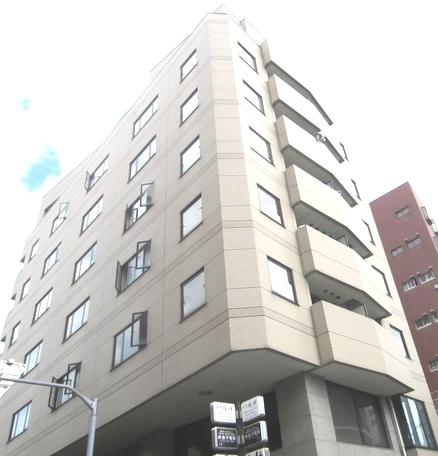 東京都北区、駒込駅徒歩6分の築22年 8階建の賃貸マンション