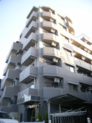 東京都板橋区、中板橋駅徒歩20分の築10年 7階建の賃貸マンション