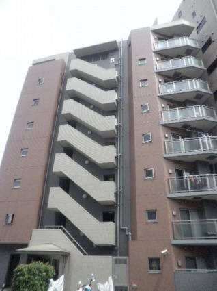 東京都台東区、三ノ輪駅徒歩6分の築10年 8階建の賃貸マンション