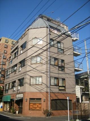 東京都文京区、駒込駅徒歩5分の築18年 5階建の賃貸マンション