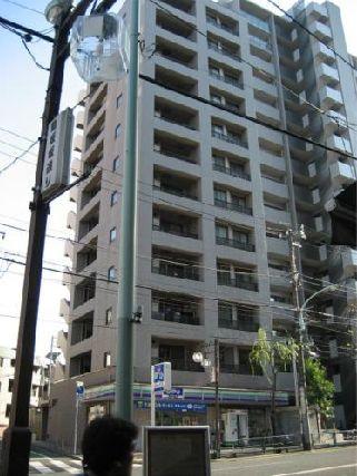 東京都文京区、田端駅徒歩10分の築18年 12階建の賃貸マンション