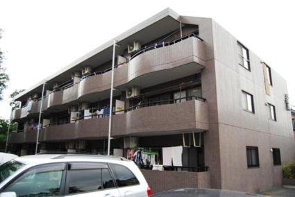 東京都練馬区、成増駅徒歩17分の築20年 3階建の賃貸マンション