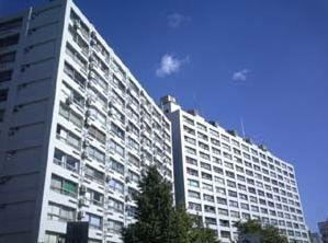 東京都文京区、御徒町駅徒歩9分の築46年 16階建の賃貸マンション