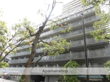 東京都港区、品川駅徒歩15分の築12年 11階建の賃貸マンション