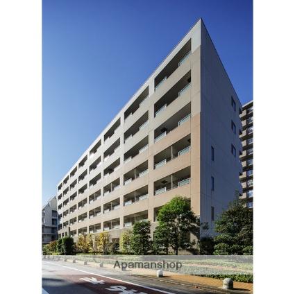 東京都品川区、新馬場駅徒歩7分の築13年 7階建の賃貸マンション