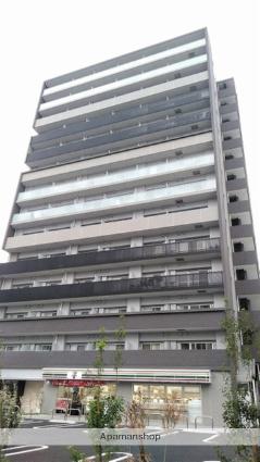 東京都品川区、品川駅徒歩15分の新築 14階建の賃貸マンション