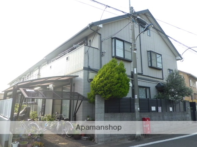 東京都練馬区、石神井公園駅徒歩35分の築16年 2階建の賃貸アパート