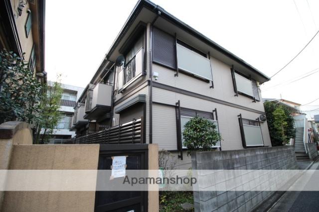 東京都練馬区、石神井公園駅徒歩18分の築23年 2階建の賃貸アパート