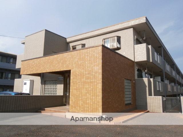 東京都練馬区、保谷駅徒歩8分の築24年 3階建の賃貸マンション