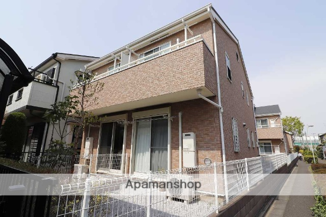 東京都練馬区、練馬高野台駅徒歩26分の築11年 2階建の賃貸アパート