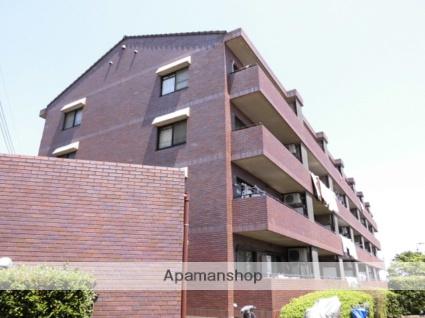 東京都練馬区、石神井公園駅徒歩45分の築22年 4階建の賃貸マンション