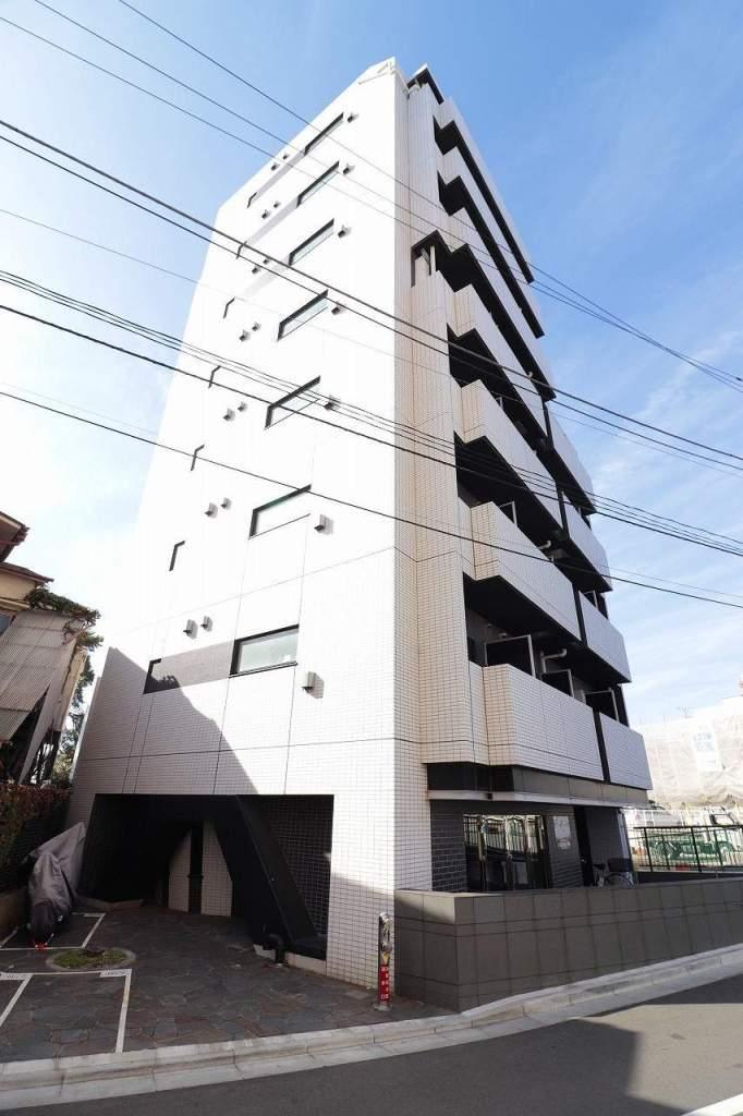 東京都練馬区、大泉学園駅徒歩9分の築7年 8階建の賃貸マンション