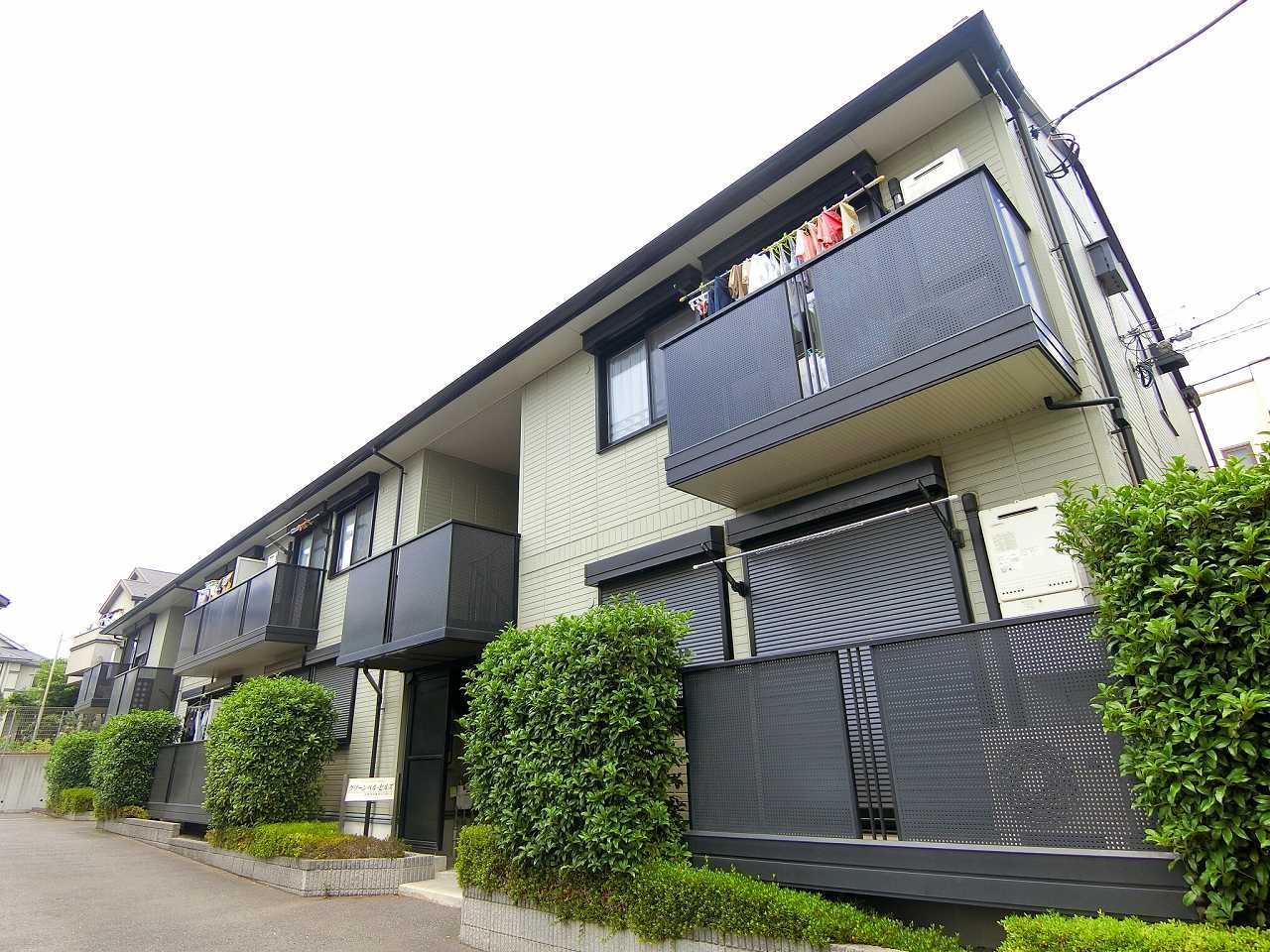 東京都西東京市、保谷駅徒歩12分の築15年 2階建の賃貸アパート