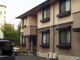 東京都練馬区、下赤塚駅徒歩7分の築19年 2階建の賃貸アパート