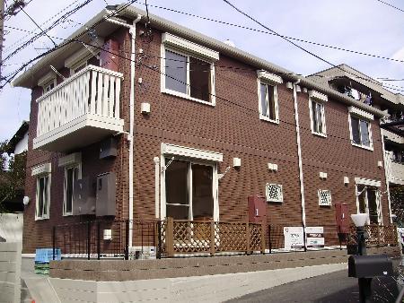 東京都西東京市、保谷駅徒歩11分の築7年 2階建の賃貸アパート