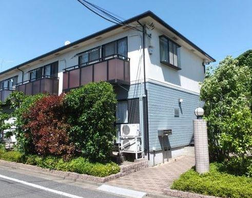東京都練馬区、練馬高野台駅徒歩21分の築20年 2階建の賃貸アパート