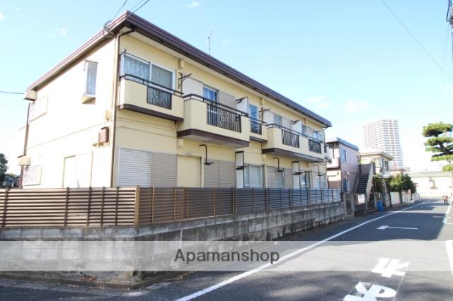 東京都練馬区、石神井公園駅徒歩27分の築32年 2階建の賃貸アパート
