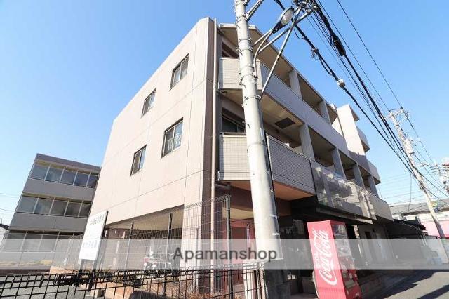 東京都練馬区、中村橋駅徒歩15分の築11年 4階建の賃貸マンション