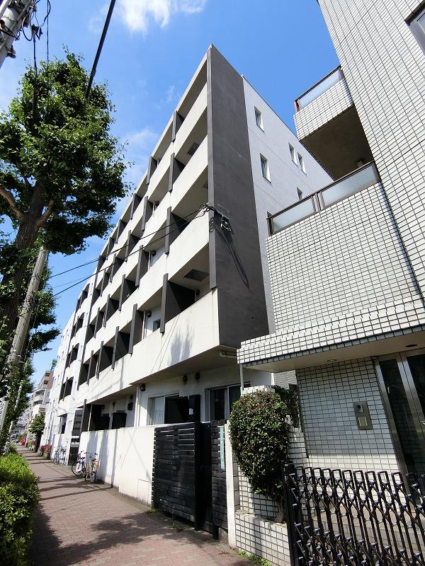 東京都練馬区、練馬高野台駅徒歩15分の築12年 5階建の賃貸マンション