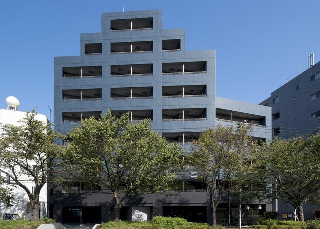 東京都練馬区、中村橋駅徒歩9分の築3年 9階建の賃貸マンション