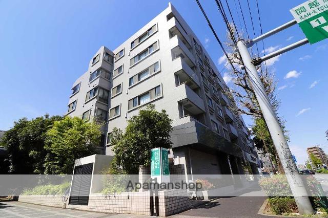 東京都練馬区、富士見台駅徒歩23分の築26年 6階建の賃貸マンション