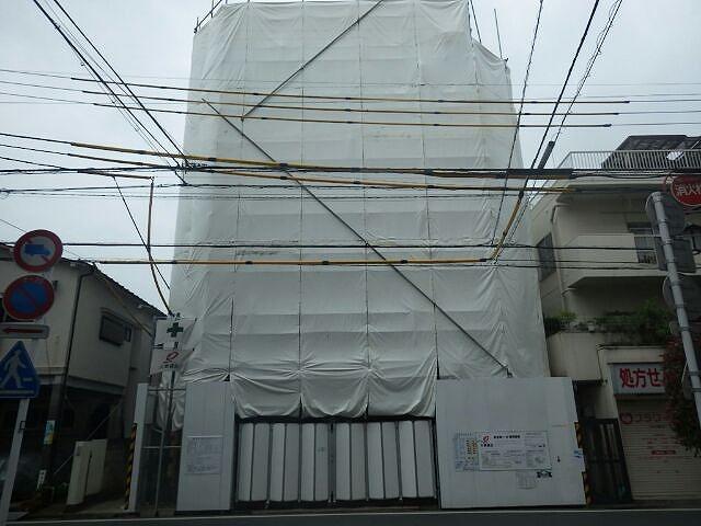 東京都練馬区、中村橋駅徒歩8分の新築 5階建の賃貸マンション
