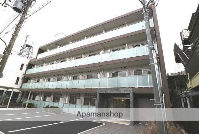 東京都練馬区、練馬駅徒歩20分の築2年 5階建の賃貸マンション