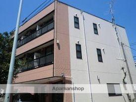東京都西東京市、武蔵境駅徒歩18分の築24年 3階建の賃貸マンション