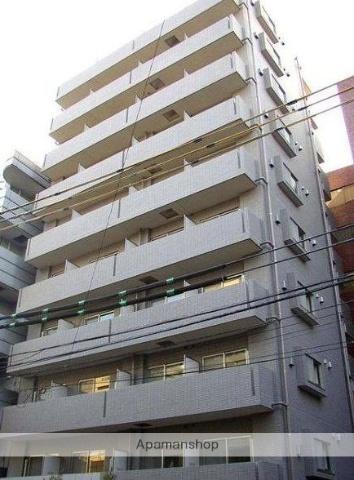 東京都新宿区、市ケ谷駅徒歩4分の築14年 10階建の賃貸マンション