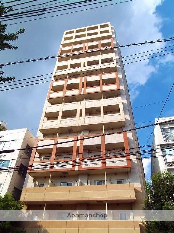 東京都新宿区、飯田橋駅徒歩11分の築9年 15階建の賃貸マンション