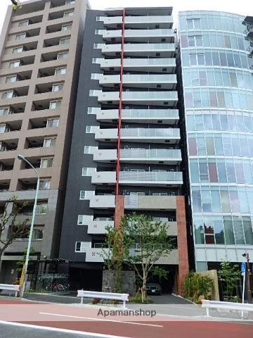 東京都新宿区、四ツ谷駅徒歩7分の築2年 14階建の賃貸マンション