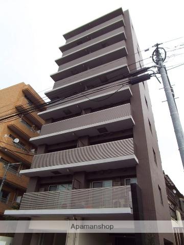 東京都新宿区、早稲田駅徒歩9分の築5年 9階建の賃貸マンション