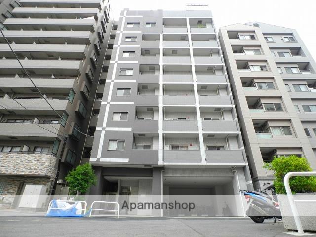 東京都新宿区、若松河田駅徒歩11分の築7年 9階建の賃貸マンション