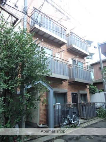 東京都新宿区、若松河田駅徒歩13分の築9年 4階建の賃貸マンション