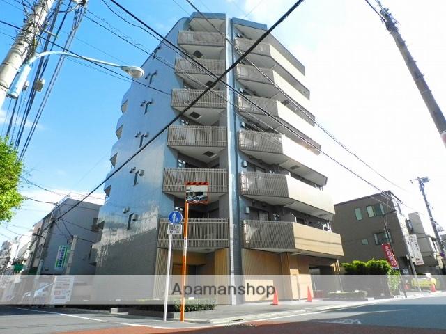 東京都新宿区、神楽坂駅徒歩8分の築5年 7階建の賃貸マンション
