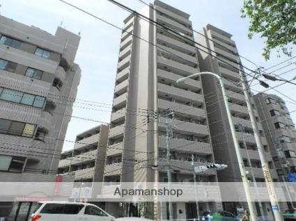 東京都新宿区、早稲田駅徒歩6分の築9年 15階建の賃貸マンション