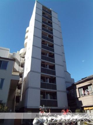 東京都新宿区、若松河田駅徒歩11分の築7年 11階建の賃貸マンション