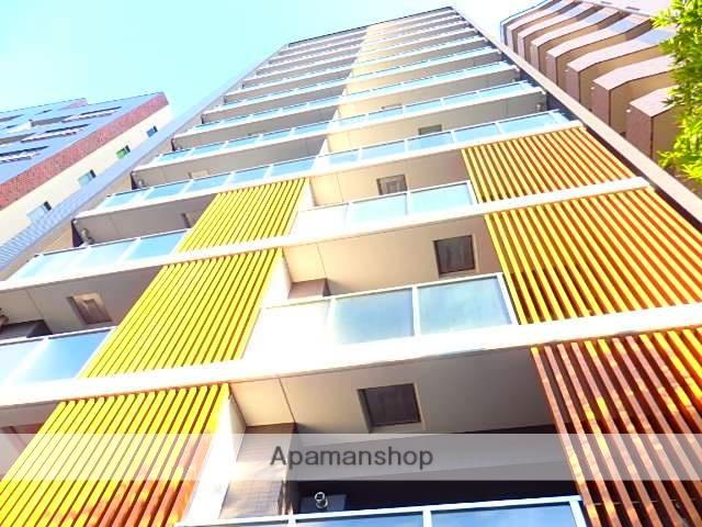 東京都新宿区、四谷三丁目駅徒歩9分の築5年 13階建の賃貸マンション