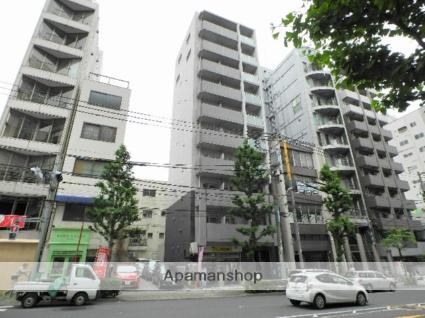 東京都新宿区、早稲田駅徒歩11分の築8年 10階建の賃貸マンション