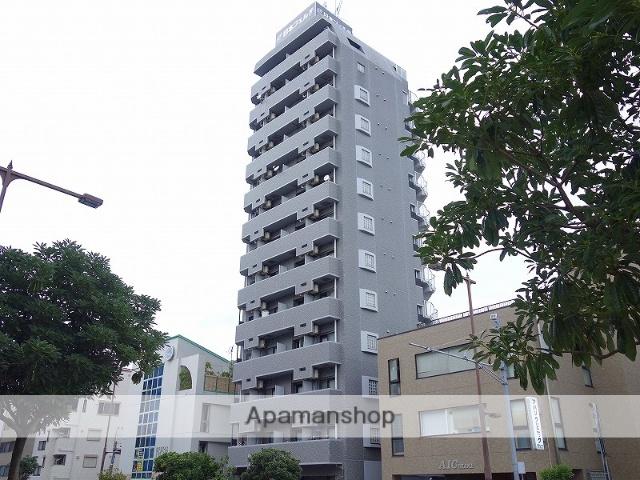 東京都新宿区、四谷三丁目駅徒歩13分の築15年 13階建の賃貸マンション