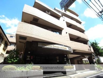 東京都新宿区、四谷三丁目駅徒歩5分の築19年 4階建の賃貸マンション