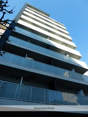 東京都新宿区、早稲田駅徒歩8分の築4年 10階建の賃貸マンション