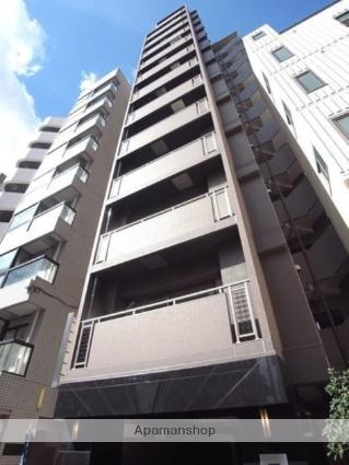 東京都新宿区、信濃町駅徒歩9分の築15年 13階建の賃貸マンション