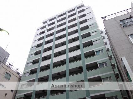 東京都新宿区、新宿駅徒歩8分の築13年 15階建の賃貸マンション